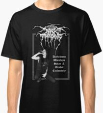 The Darkest of Thrones Classic T-Shirt