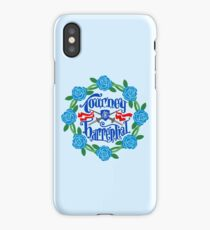 The Year of the False Spring iPhone Case
