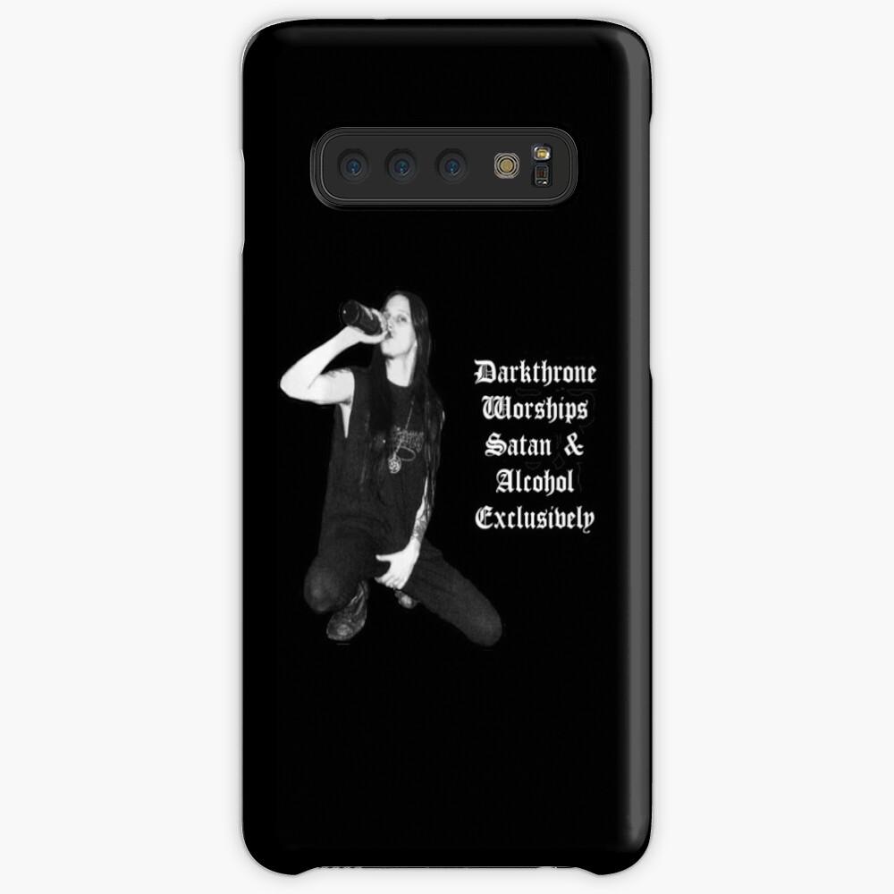 The Darkest of Thrones - Simplified  Case & Skin for Samsung Galaxy