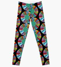 Wheel of Fortune Wheel Leggings