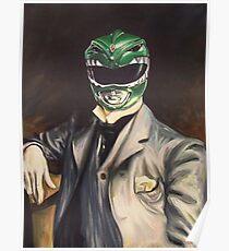 Formal Green Ranger Poster