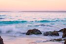Hyams Beach  Jervis Bay by JennyMac