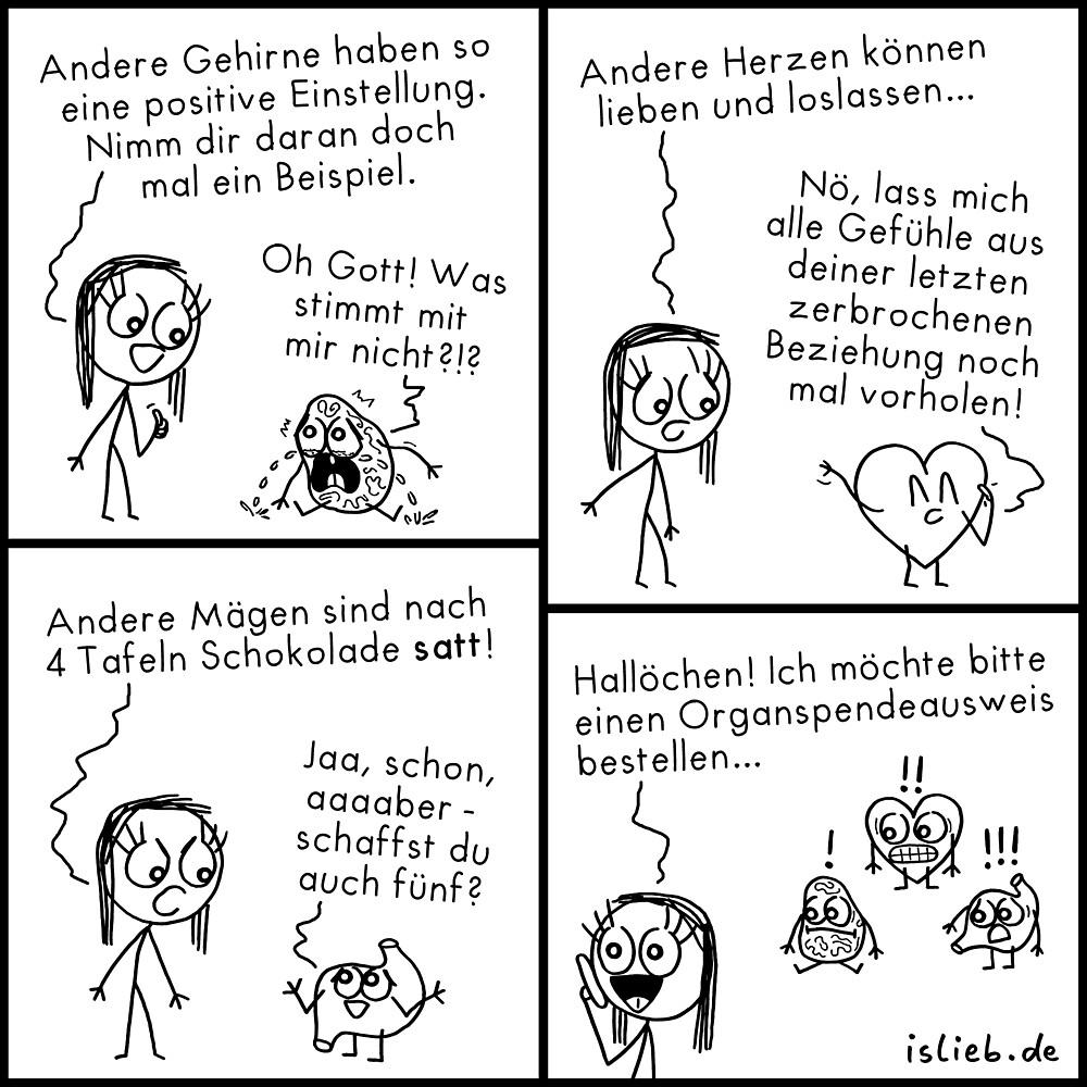 Internal issues - islieb-comic by islieb