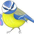Bi Birdie by KingSelenus