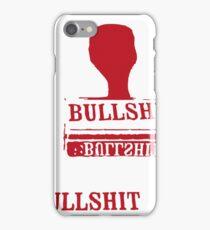 Bullshit iPhone Case/Skin