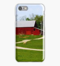 Another Red Barn iPhone Case/Skin
