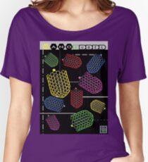 """Sheldon Wears Nanotubes""© Women's Relaxed Fit T-Shirt"