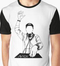 DJ avicii Graphic T-Shirt