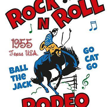 Rock N Roll Rodeo by kokinoarhithi