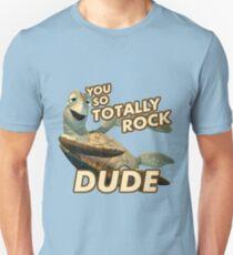 Camiseta unisex Aplastamiento de Finding Nemo