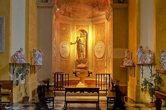Collegiata of San Michele Arcangelo - Brisighella - Italy by paolo1955