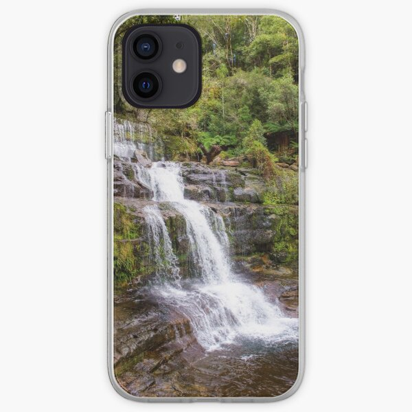The Liffey Falls, Tasmania iPhone Soft Case
