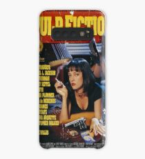 Pulp fiction poster Case/Skin for Samsung Galaxy