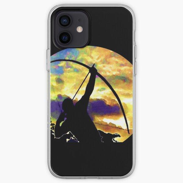 Sagittarius reaching out iPhone Soft Case