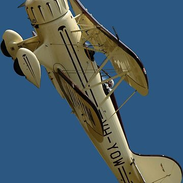Plane & Simple - WACO biplane VH-YOW 2011 by muz2142