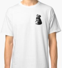 Schnauzer in Pen and Ink Classic T-Shirt