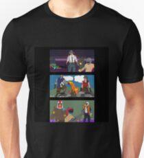 Retro Carnage Unisex T-Shirt