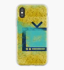 Fogbound Television - Inspired by Persona 4 iPhone Case