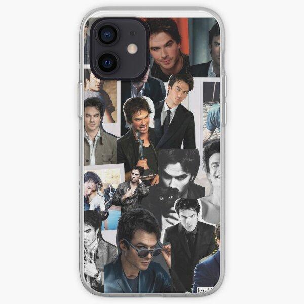 Ian Somerhalder iPhone Soft Case