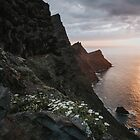 Ocean Sunset - Landscape and Nature Photography by ewkaphoto