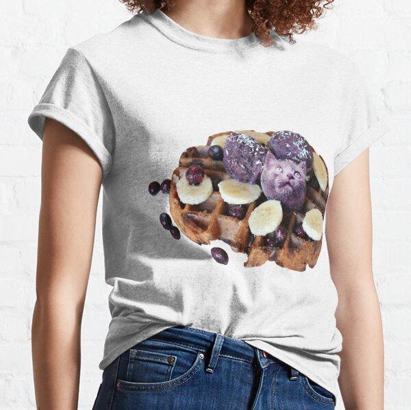 Ice-cream kitty Classic T-Shirt