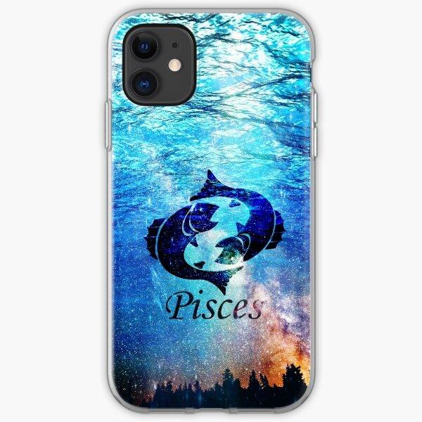 Pisces iPhone Soft Case