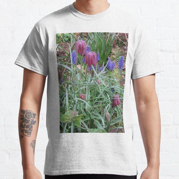 Muscari and Fritillary Classic T-Shirt