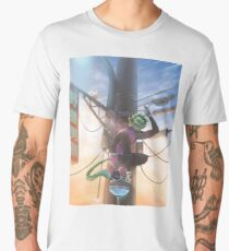 Beast Boy FanArt Men's Premium T-Shirt
