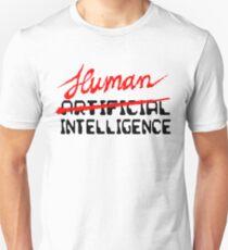 Human Intelligence Unisex T-Shirt