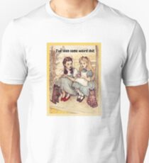 alice in wonderland party Unisex T-Shirt