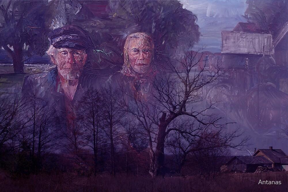 Memory by Antanas