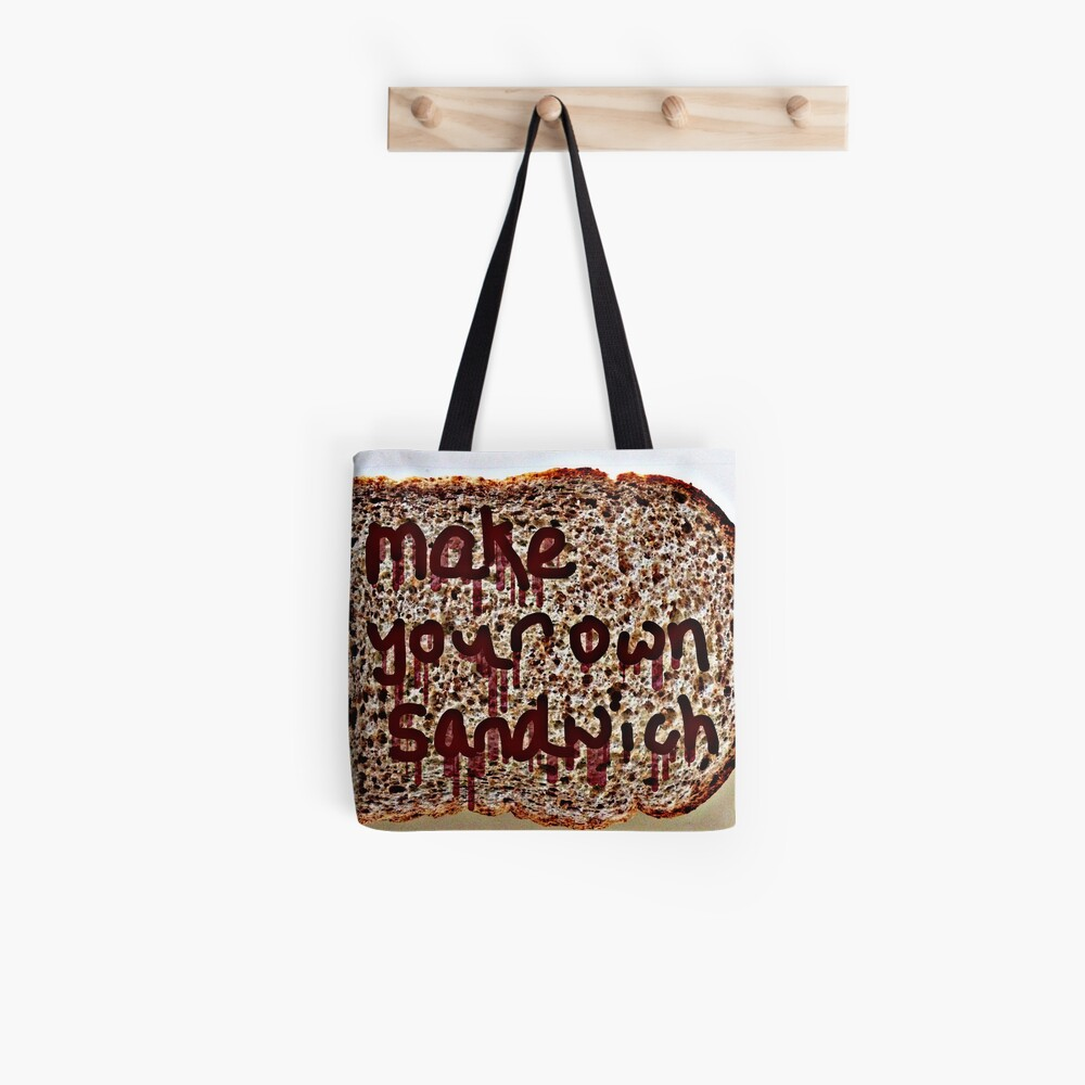 Make Your Own Sandwich  Tote Bag