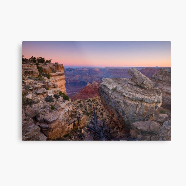 USA. Arizona. Grand Canyon. (Alan Copson ©) Metal Print