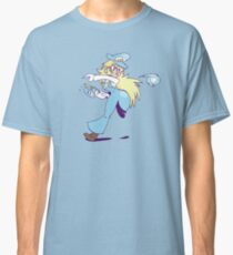 Ice Flower Princess Peach Classic T-Shirt