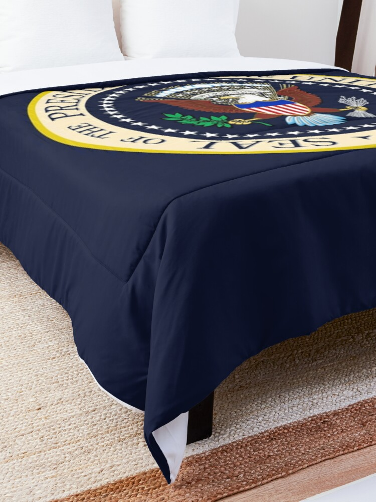 Alternate view of Seal of the President of the United States Comforter