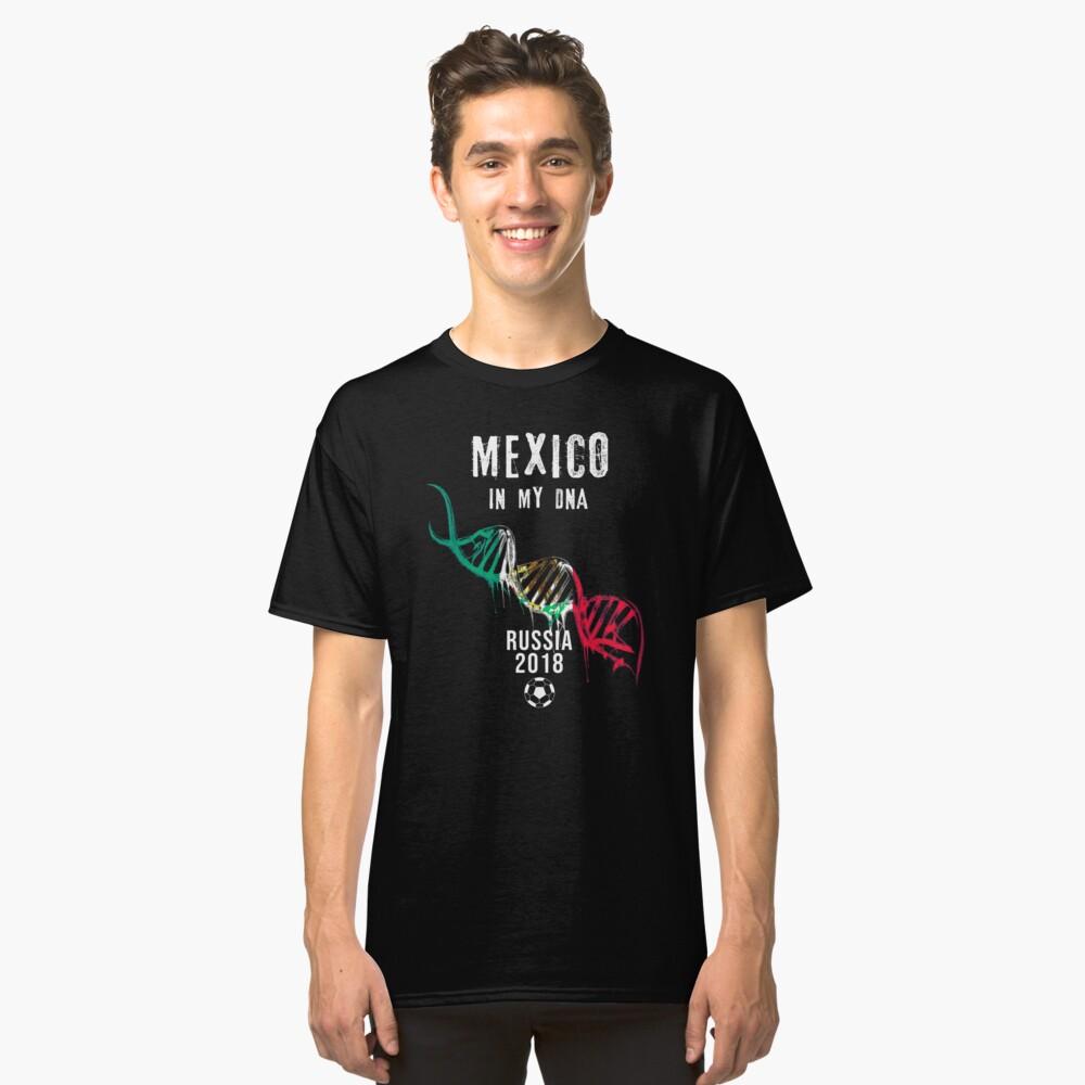 af5e61c62 Mexico DNA Mexican Shirt Soccer Team Football 2018 Slim Fit T-Shirt