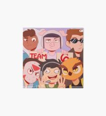 Team 6 Art Board