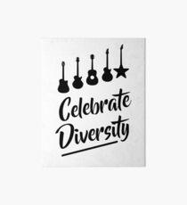 Celebrate Diversity Art Board