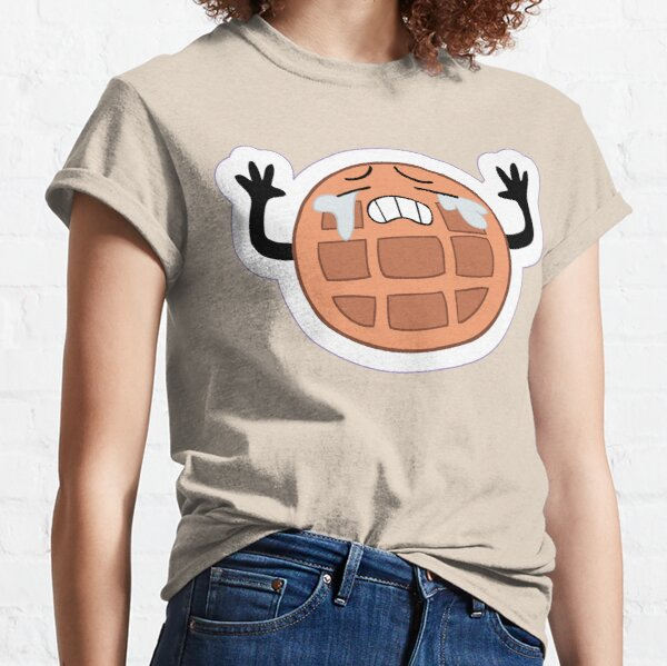 Sad Waffle Classic T-Shirt