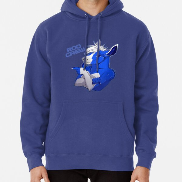ROO CREW Pullover Hoodie