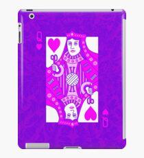 Queen of Crochet iPad Case/Skin