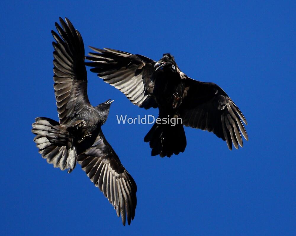 Raven Dance by WorldDesign