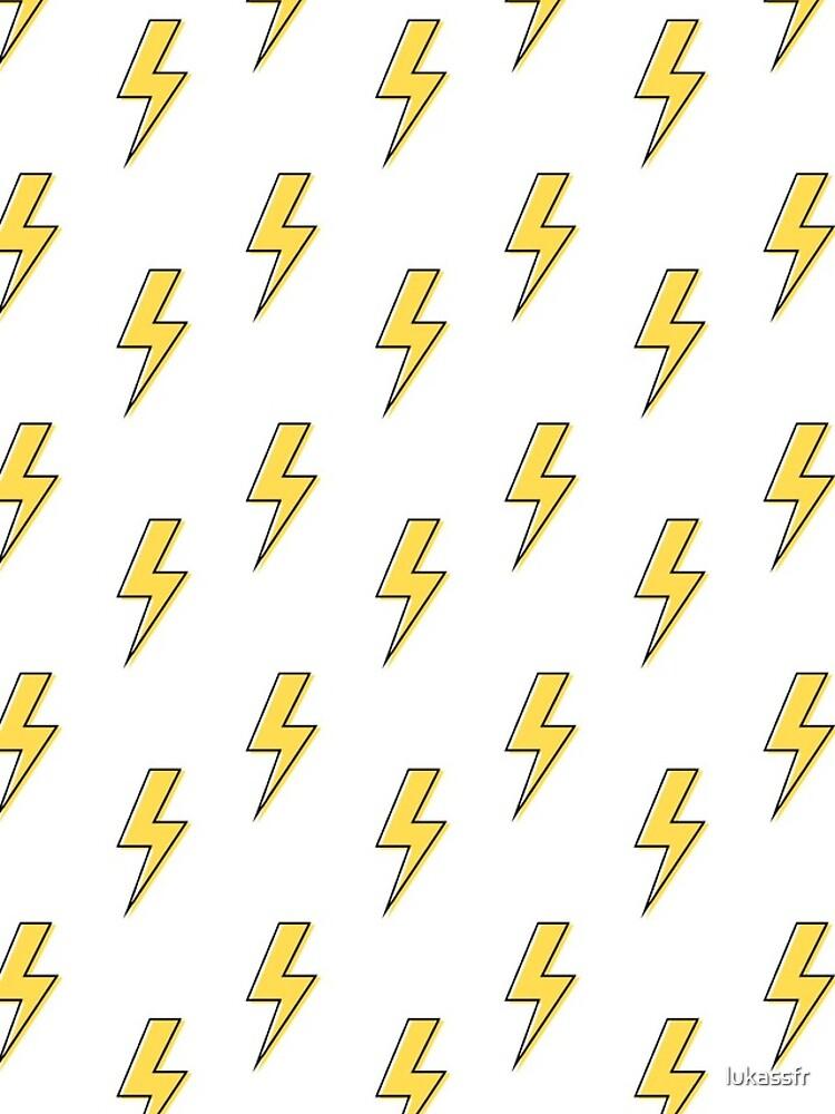 Yellow Flash Pattern by lukassfr