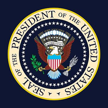 Seal of the President of the United States by vintagetreasure