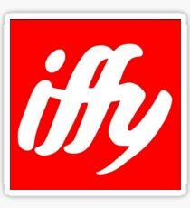 Iffy  Sticker