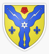 Sherbrooke Coat of Arms Sticker