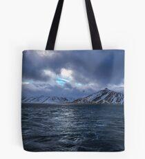 Kolgrafafjordur, Grundarfjordur, Snaefellsnes, Island Tote Bag