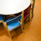 Kindergarten activities room by mrfotos
