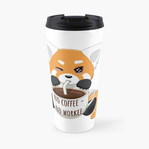 No coffee - no workee Travel Mug