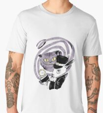 We are all mad here! Men's Premium T-Shirt